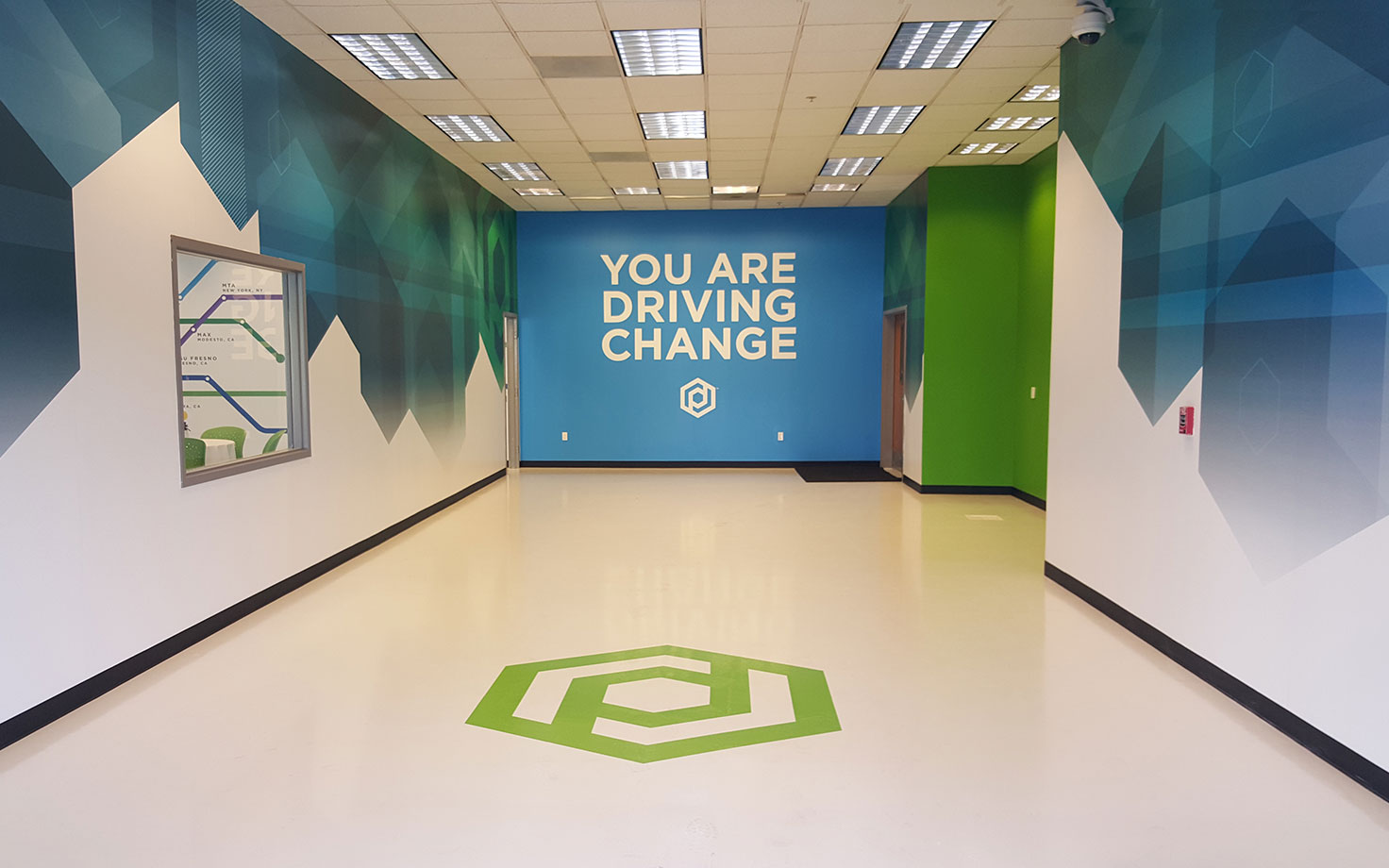 Wall Graphics brandit Graphics