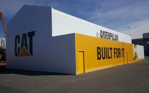 Outdoor Graphic Tension Systems brandit Graphics