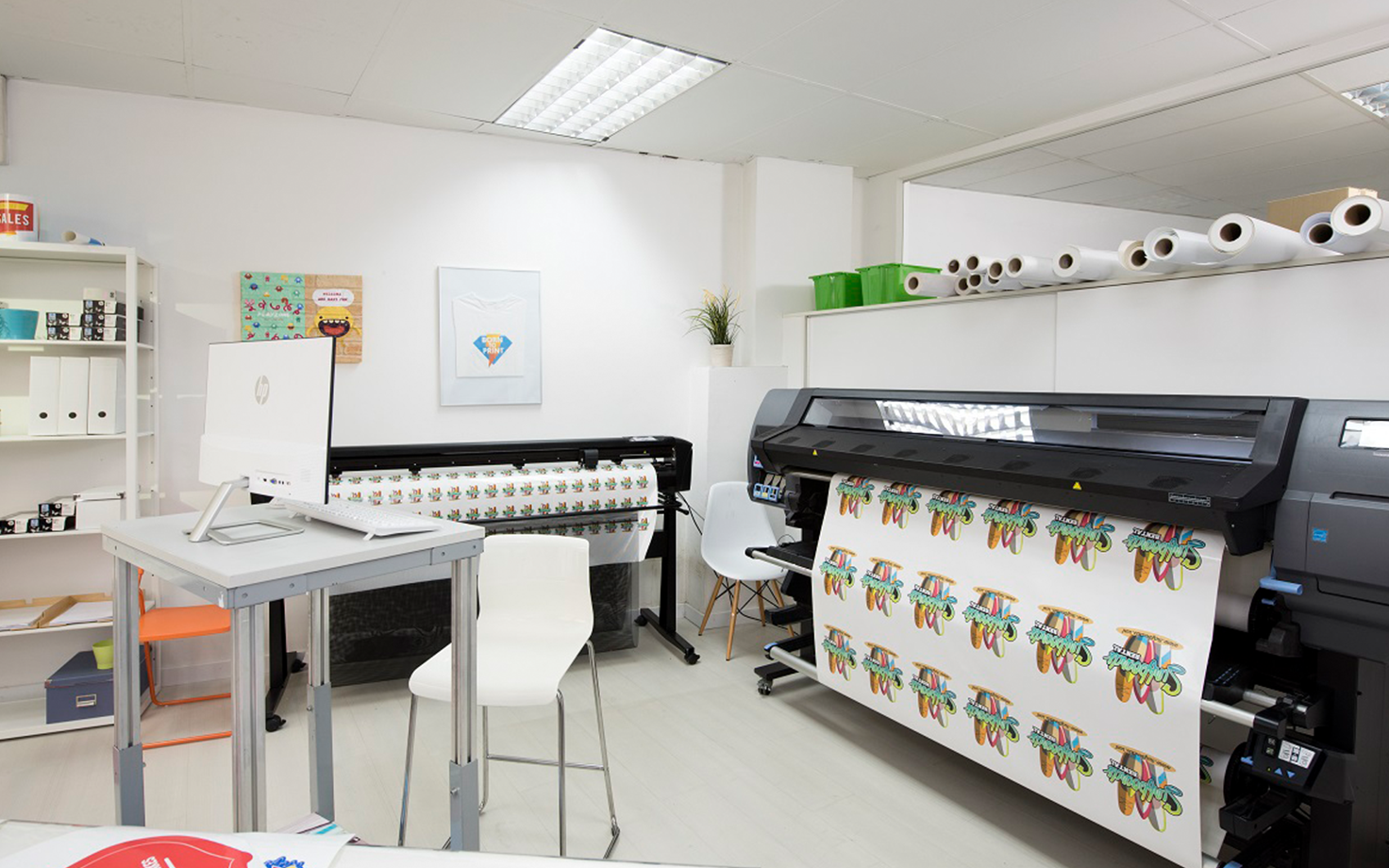 Large Format Printing brandit Graphics